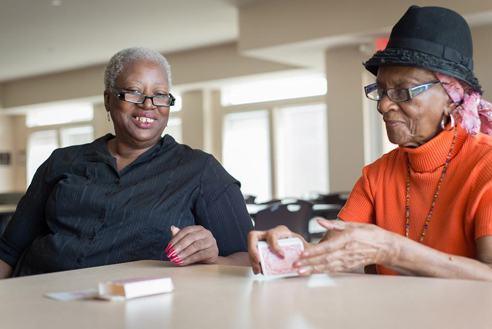 Senior Housing - Cards
